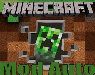 Minecraft Mod Auto
