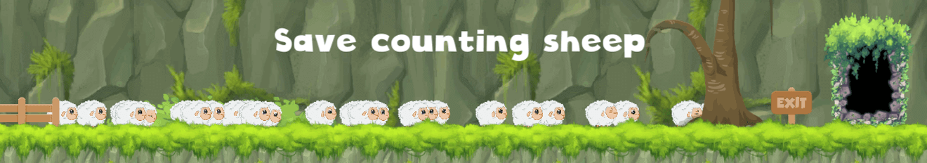 Save counting sheep