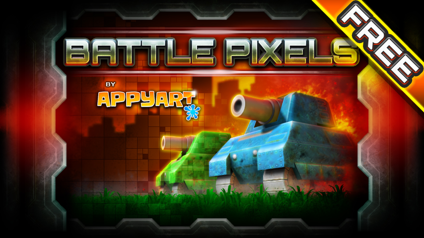 Battle Pixels Free (Demo)