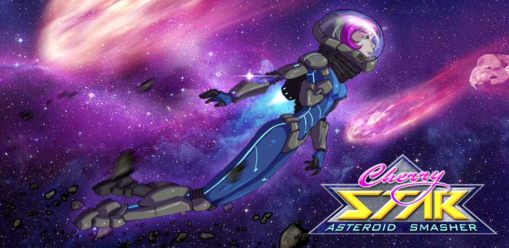 Cherry Star: Asteoid Smasher FREE