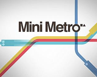 Mini Metro [$9.99] [Simulation] [Windows] [macOS] [Linux]