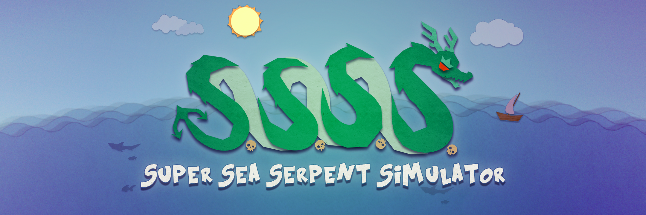 Super Sea Serpent Simulator