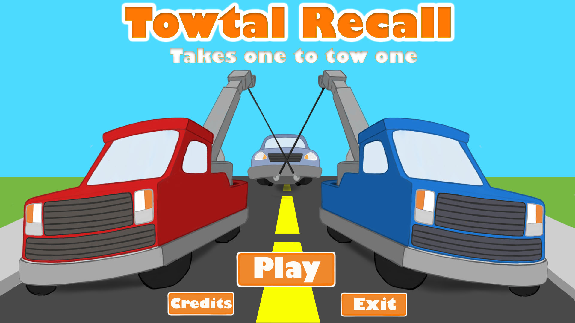 Towtal Recall: Takes One To Tow One