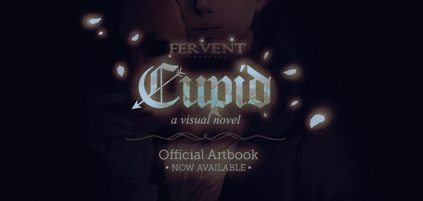 Cupid - Artbook