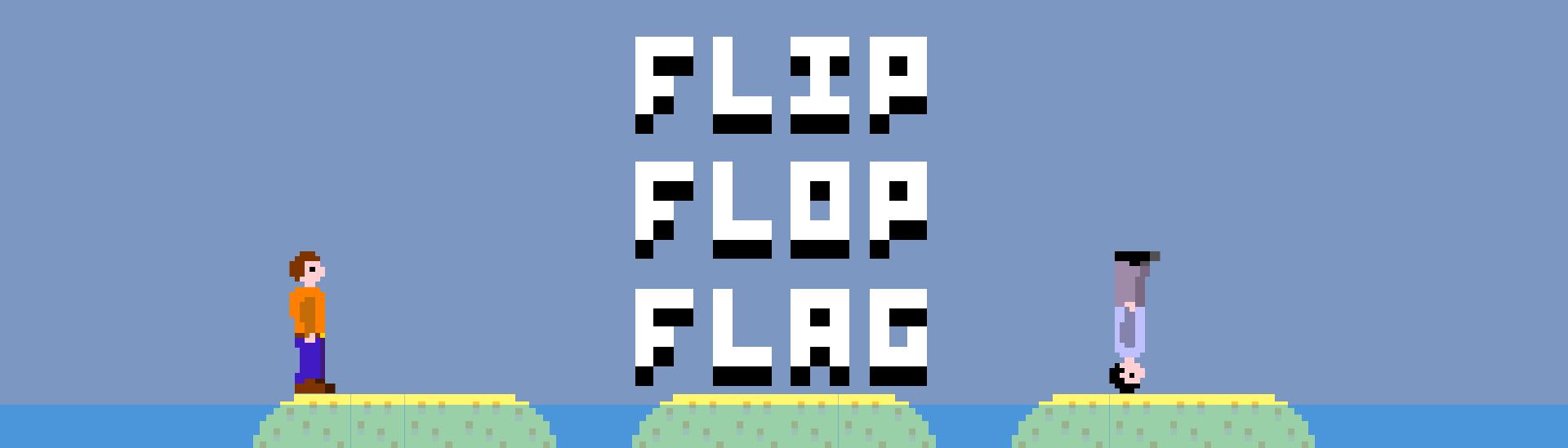 Flip Flop Flag ALPHA