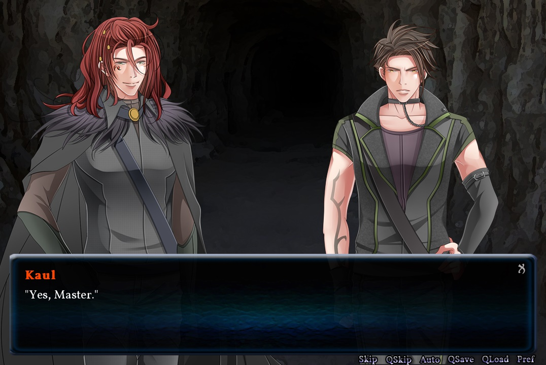 Requiescence (BL Visual Novel) by Argent Games
