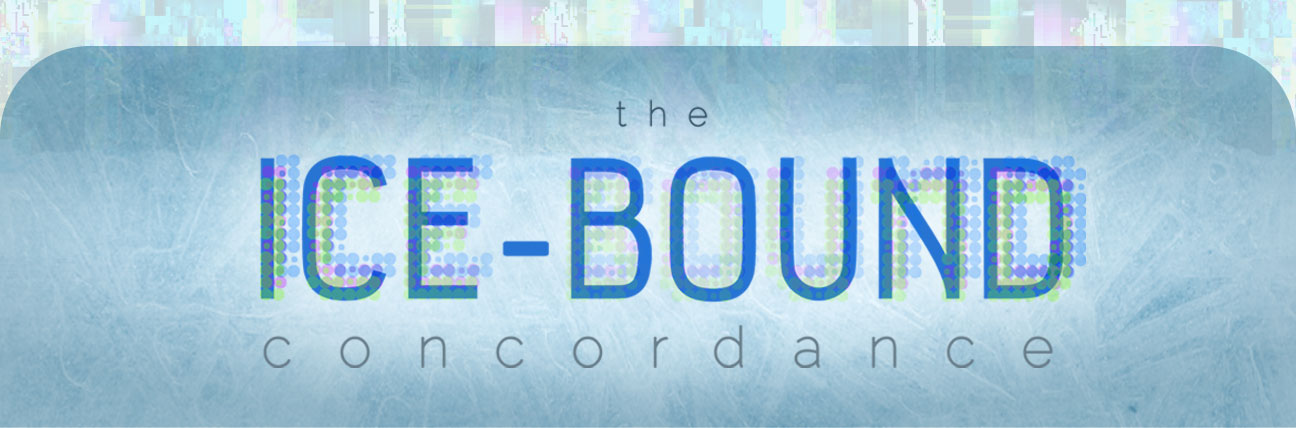 The Ice-Bound Concordance