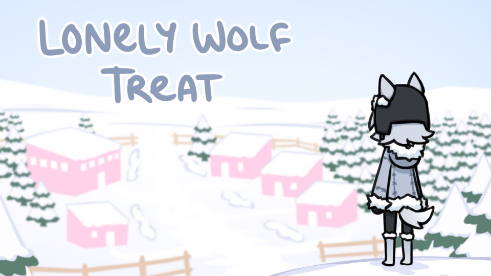 lonely wolf treat by nami