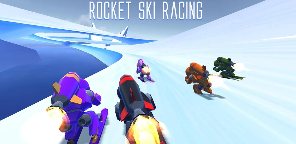 Rocket Ski Racing