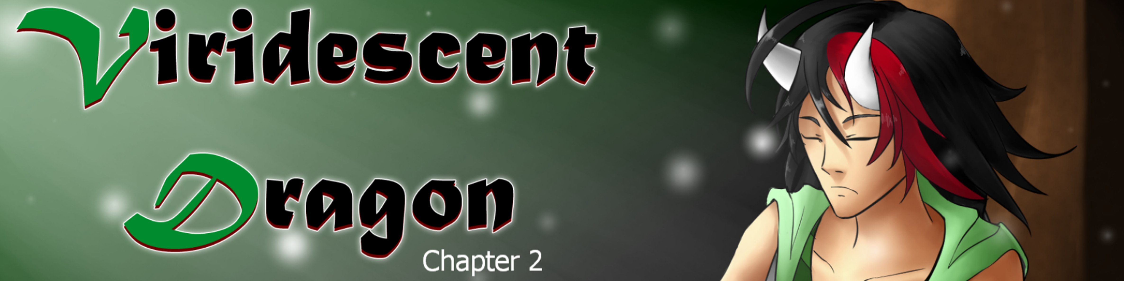 Viridescent Dragon: Chapter 2