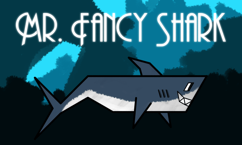 Mr. Fancy Shark