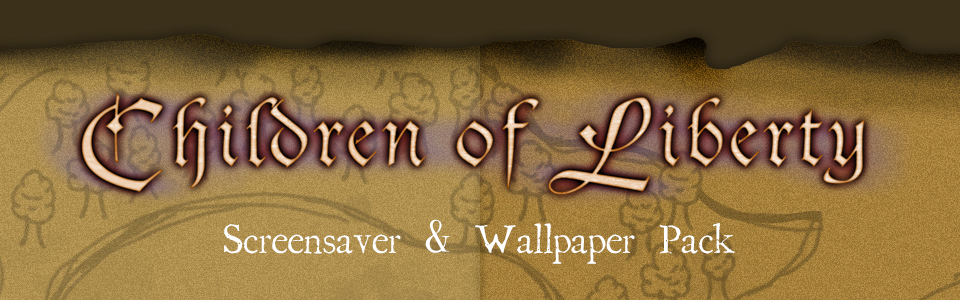 Children of Liberty Screensaver