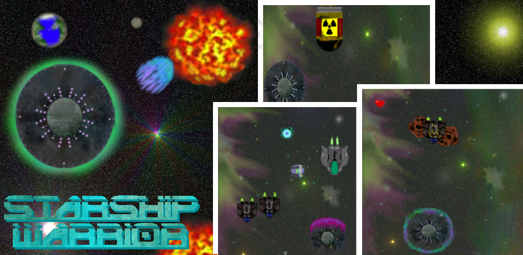 Starship Warrior: Space Wars