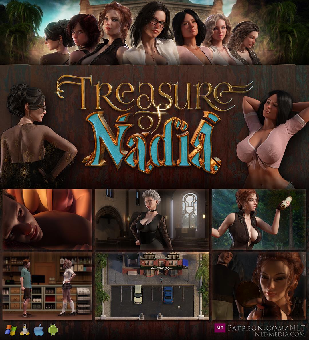 Treasure of Nadia (MOD APK) v1.91 5