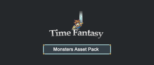 Monsters Time Fantasy RPG Sprites