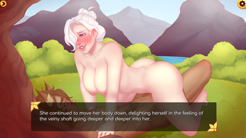 (18+) Rise Of The White Flower (MOD APK) (Chapter 4) 4