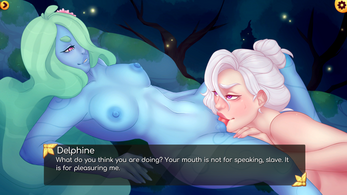 (18+) Rise Of The White Flower (MOD APK) (Chapter 4) 9