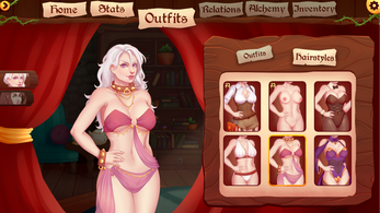 (18+) Rise Of The White Flower (MOD APK) (Chapter 4) 6