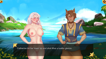 (18+) Rise Of The White Flower (MOD APK) (Chapter 4) 3