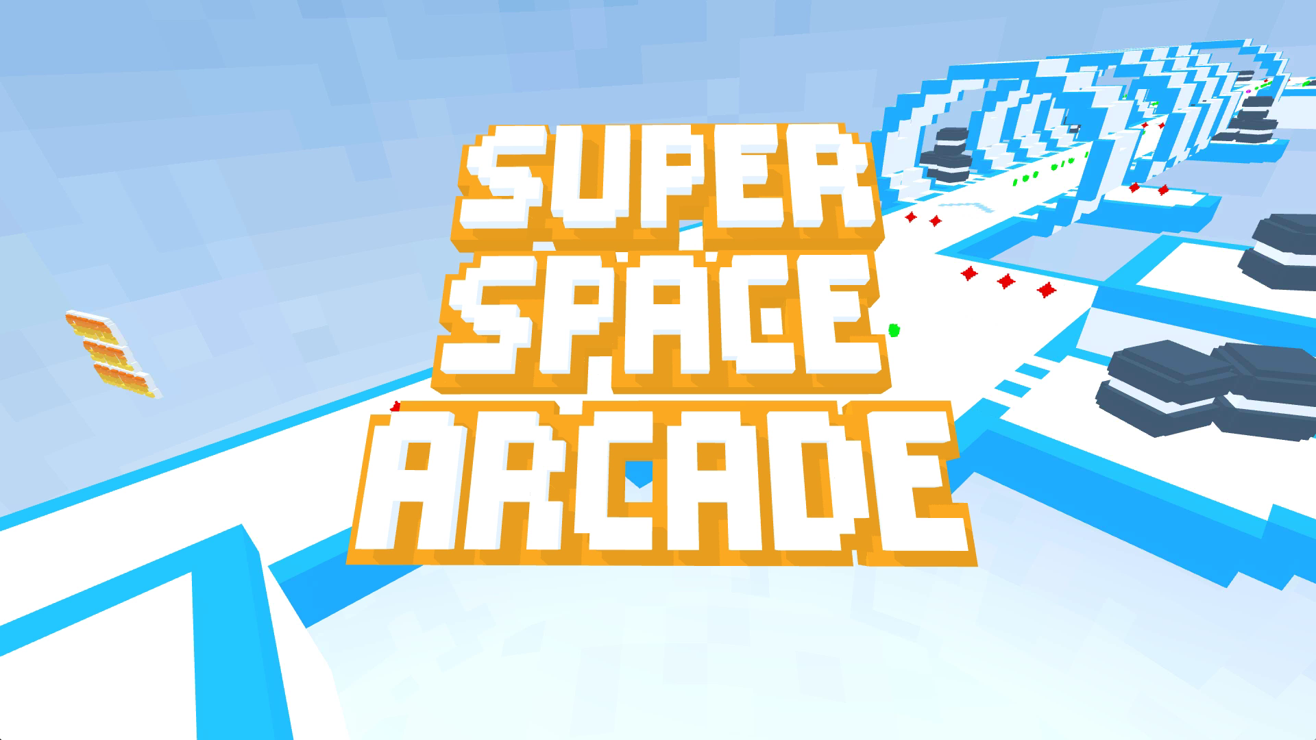 Super Space Arcade