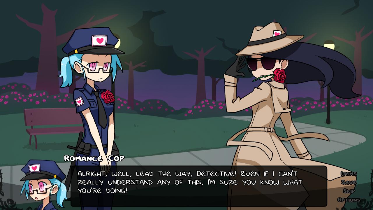 Romance Detective By Nami