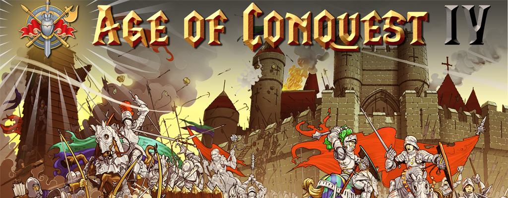 Age of Conquest IV by Noble Master ᴳᵃᵐᵉˢ