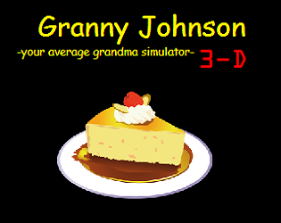 Granny Johnson 3-D