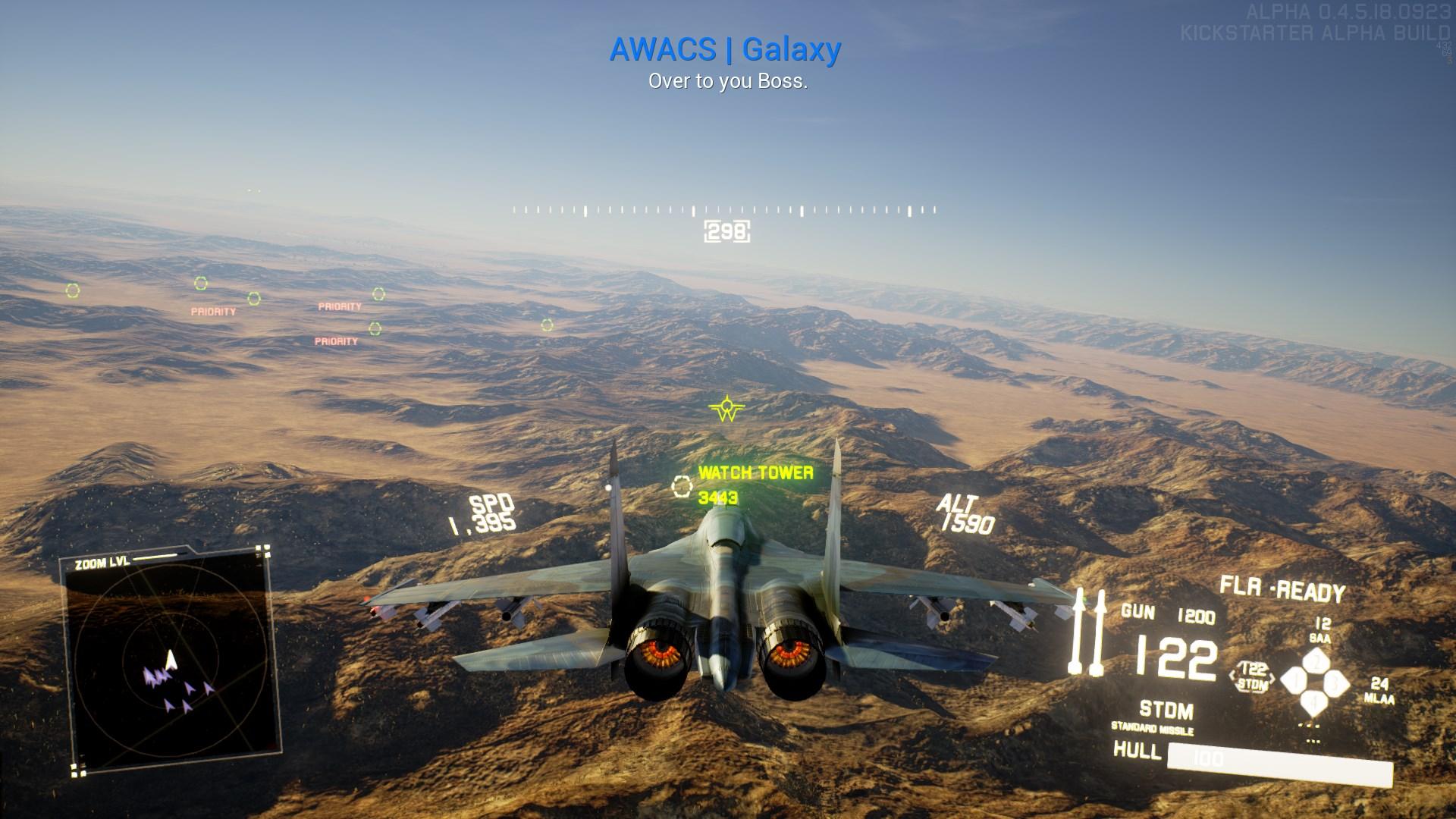 Project Wingman Alpha by RB-D2