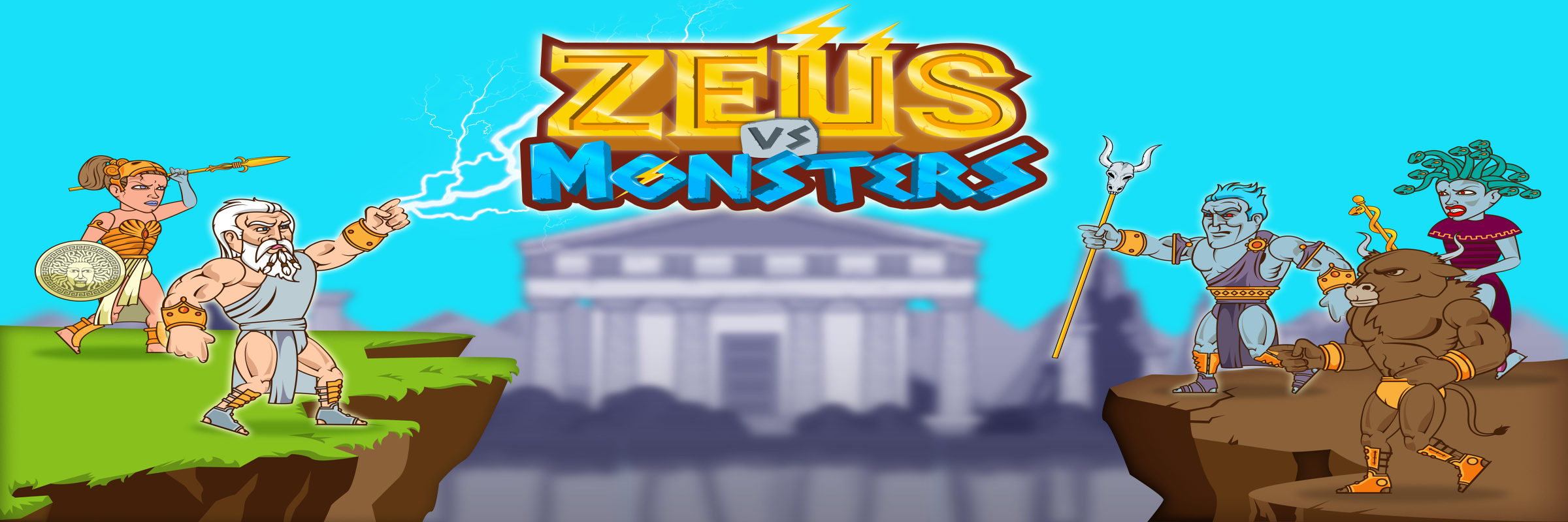 Zeus vs Monsters - Math Game