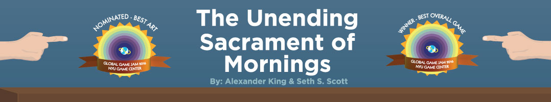 The Undending Sacrament of Mornings