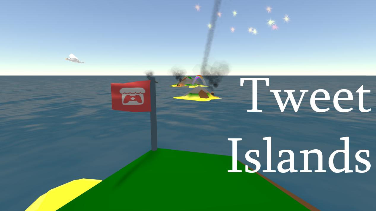 Tweet Islands
