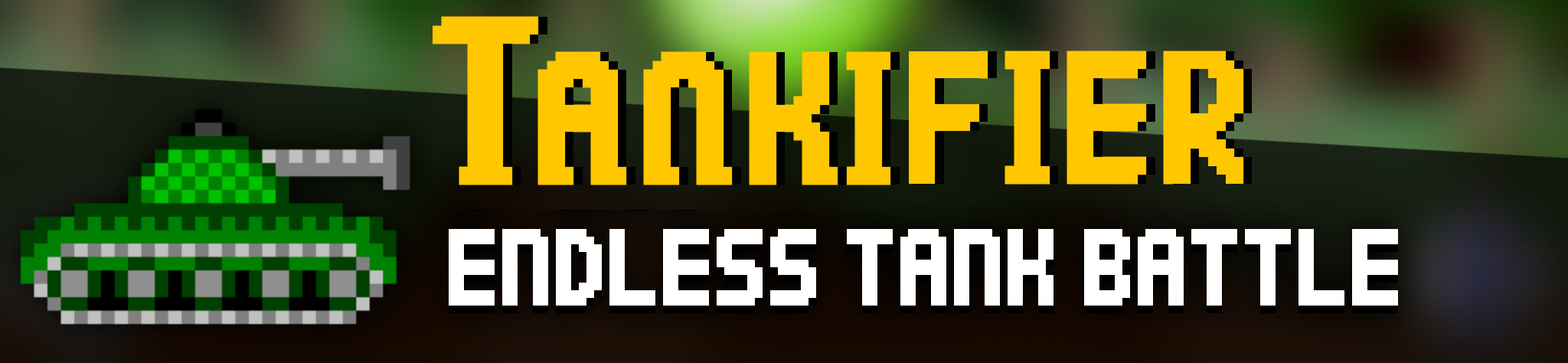 TankiFier - Endless Tank Battle