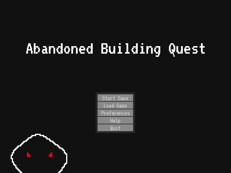 Abandoned Building Quest