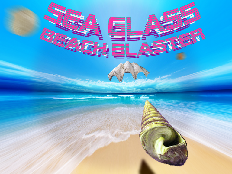 Sea Glass Beach Blaster