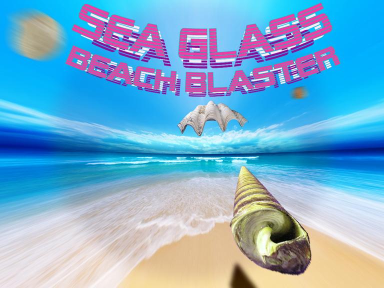 Sea Glass Beach Blaster