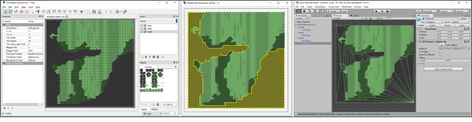 Tiled2Unity