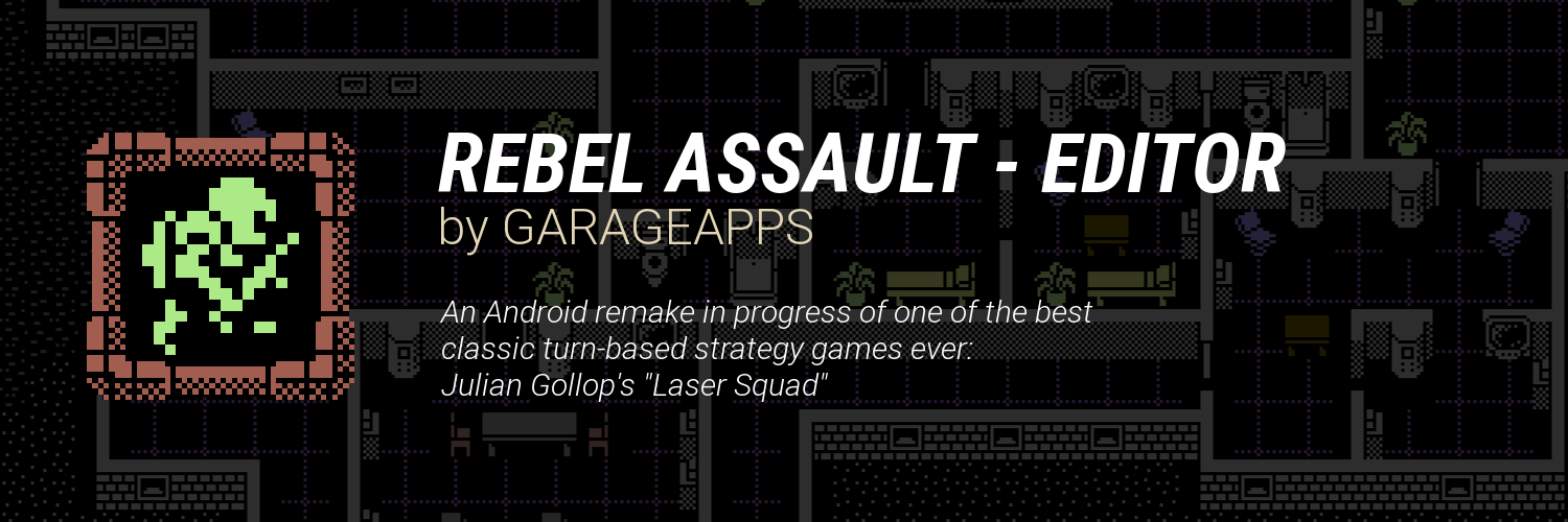 Rebel Assault - Scenario Editor