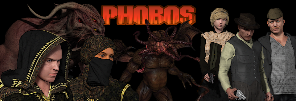 Phobos: Prologue
