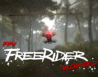 FPV Freerider Recharged [$9.99] [Simulation] [Windows] [macOS] [Linux]