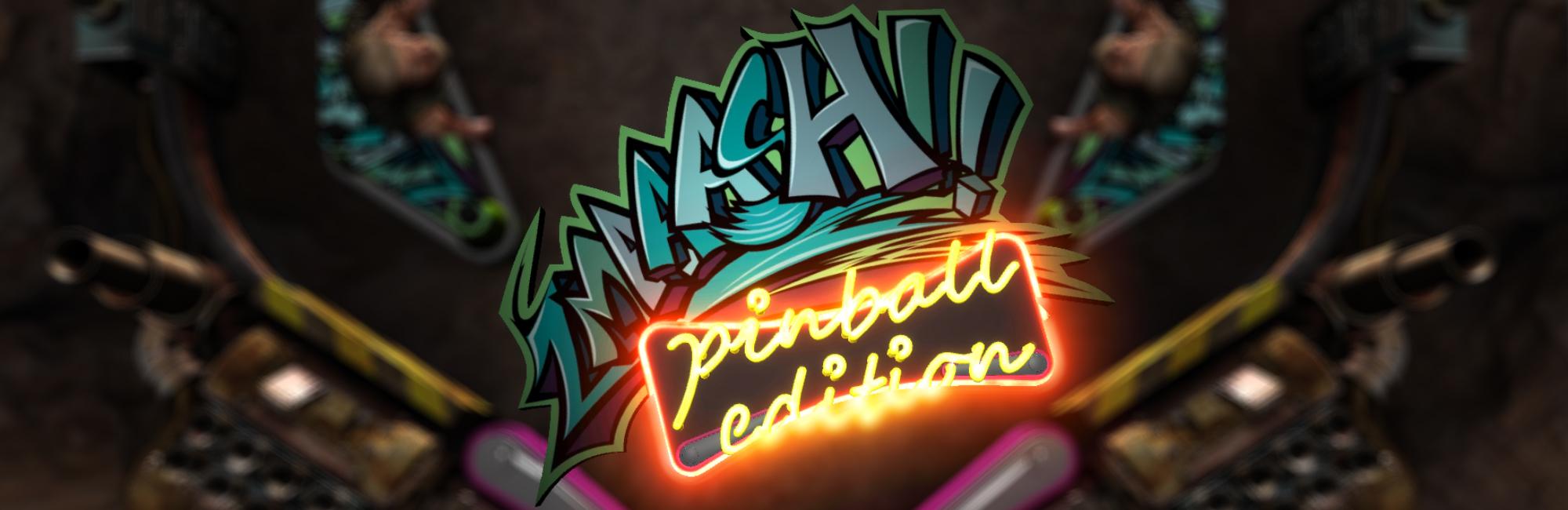ZMAAASH!! Pinball Edition