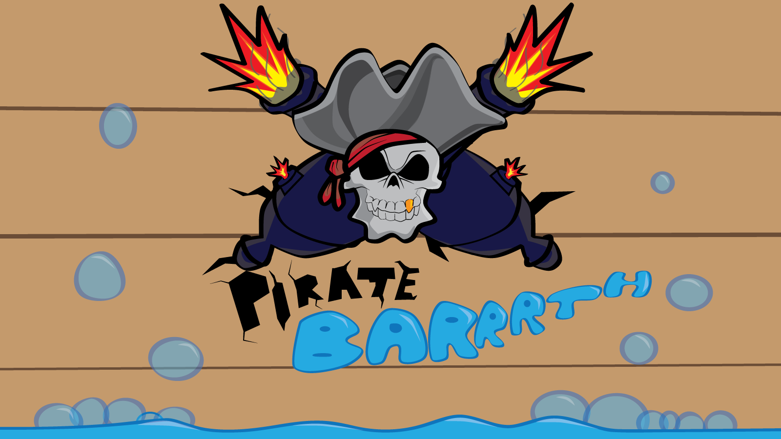 Pirate Barrrth