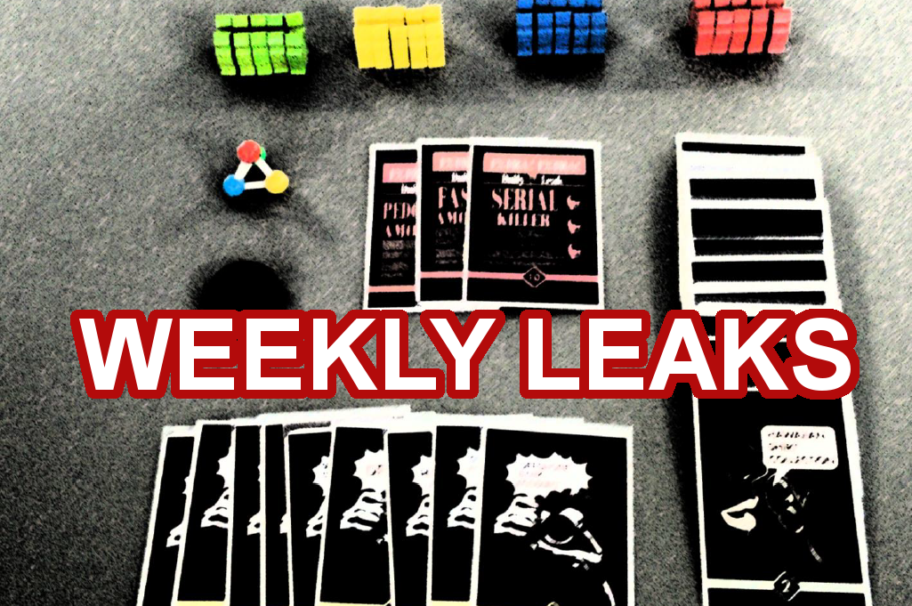 Weekly Leaks