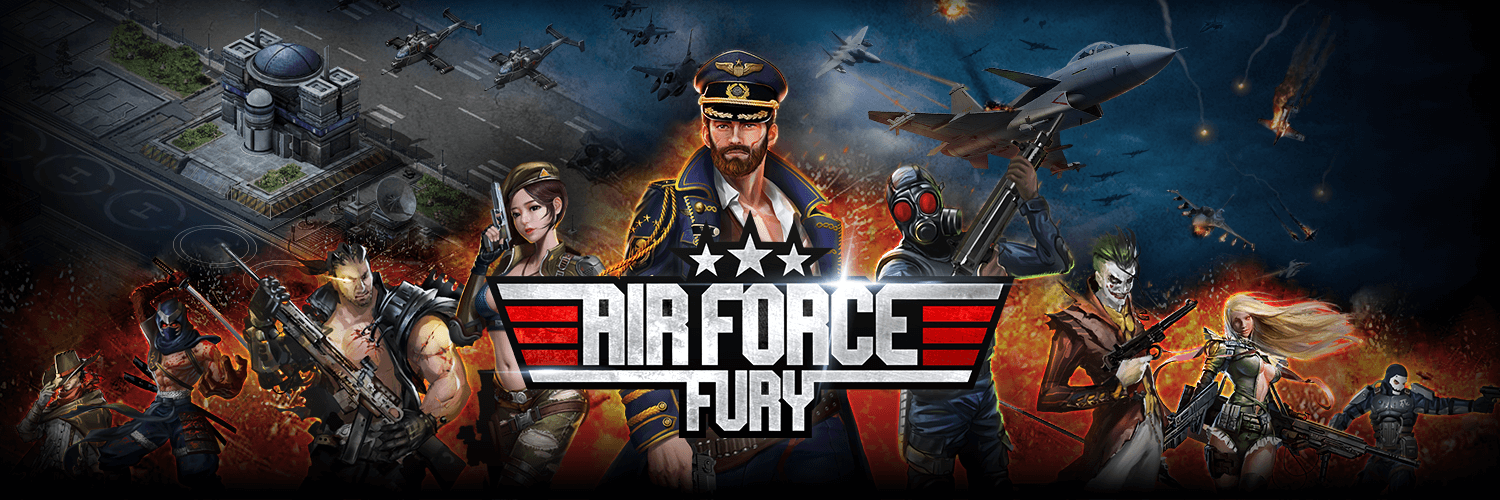 Air Force Fury