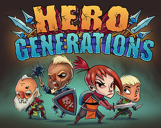 Hero Generations [$5.99] [Strategy] [Windows] [macOS]