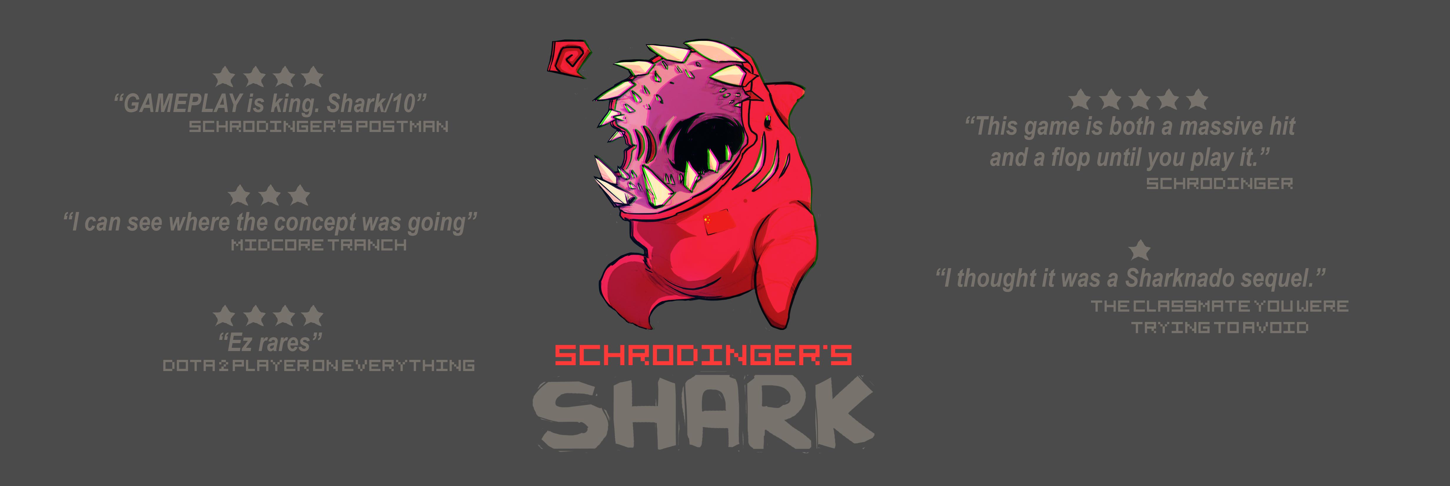 Schrodinger's Shark