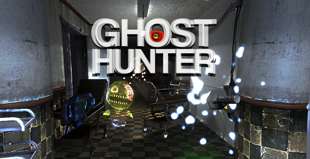 Ghost Hunter for HTC VIVE