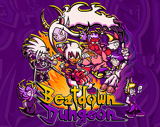 Beatdown Dungeon [Free] [Action] [Windows]