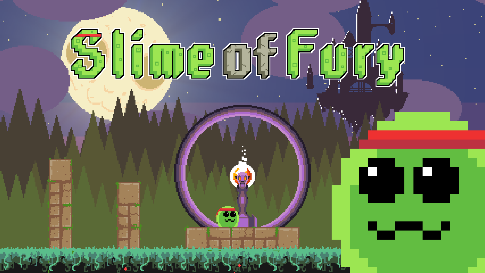 Slime of Fury (Kickstarter Demo)