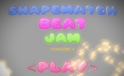 Shapematch Beat Jam