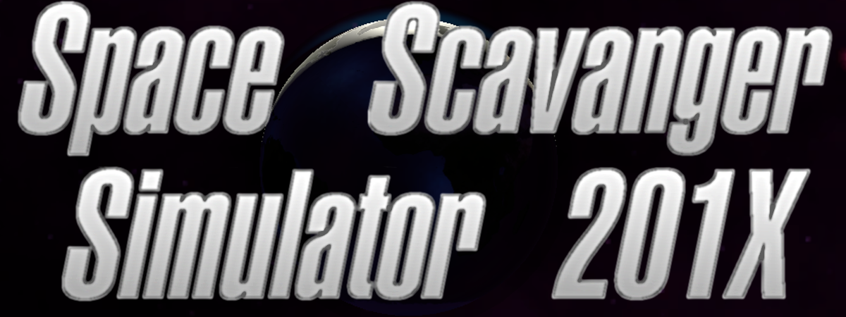 Space Scavenger Simulator 201X